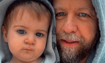 Γιάννης Βαρδής: Έγινε 47 - Η εντυπωσιακή τούρτα και η φώτο με τα παιδιά του
