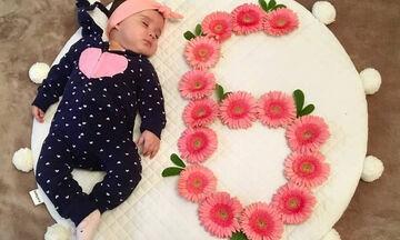 Μαμά φωτογραφίζει την κόρη της με ανοιξιάτικη διάθεση (pics)