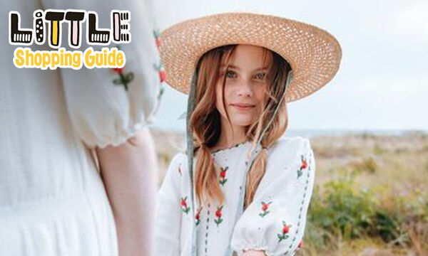 Little Shopping Guide: Τα πιο όμορφα ανοιξιάτικα μπλουζάκια για τη μικρή σας