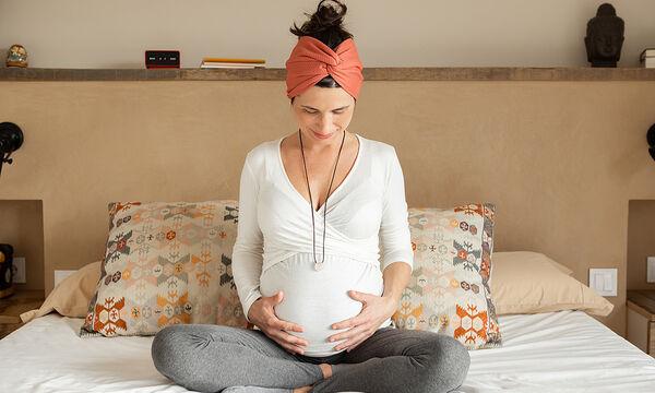 Ήμουν τόσο αγχωμένη στην εγκυμοσύνη μου, που ξέχασα να την απολαύσω
