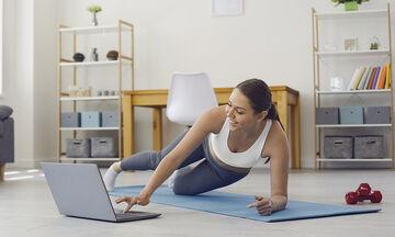 Γυμναστική για μαμάδες: Κάψτε 500 θερμίδες σε 30 λεπτά