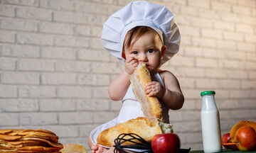 Πότε μπορείτε να δώσετε ψωμί στο μωρό