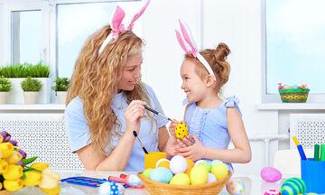 Πώς να φτιάξετε διακοσμητικά πασχαλινά αυγά για το σπίτι