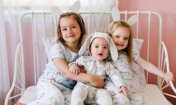 Απίθανες πασχαλινές πιτζάμες για μωρά και νήπια (pics)