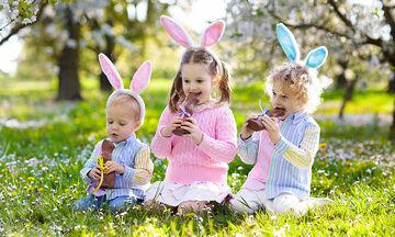Πώς να περιορίσετε την κατανάλωση σοκολάτας στα παιδιά το Πάσχα