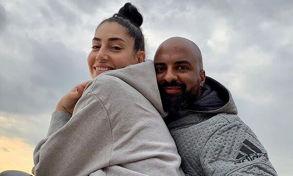 Ησαΐας Ματιάμπα: Η νέα φωτογραφία με το γιο του είναι απολαυστική