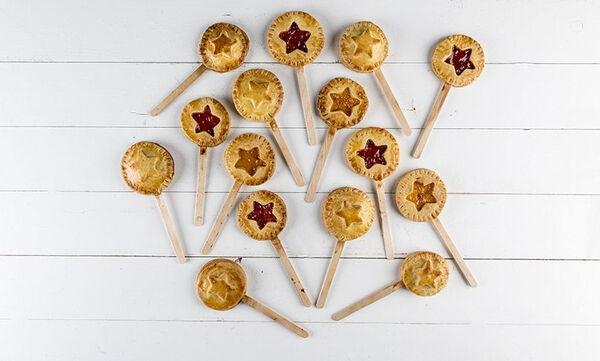 Πιτάκια με μαρμελάδα σε ξυλάκι - Ένα γλυκό που θα λατρέψουν τα παιδιά