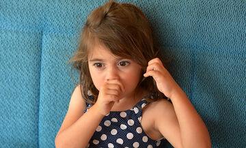 Πώς σταματάει το παιδί να πιπιλάει το δάχτυλό του;