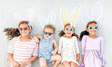 Οι πασχαλινές φωτογραφίες αυτής της οικογένειας θα σας εμπνεύσουν