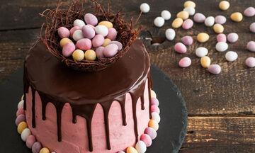 Πασχαλινή τούρτα για μικρά και μεγάλα παιδιά - Φτιάξτε την και μόνες σας