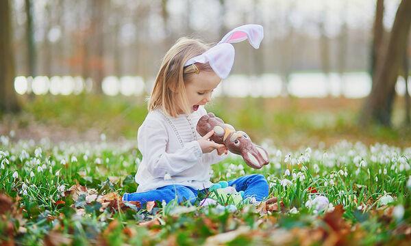 Με αυτούς τους τρόπους δεν θα φάνε τα παιδιά πολλά σοκολατένια αβγά