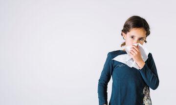 Αυτά είναι τα σημάδια που θα σου δείξουν πως το παιδί σου έχει αλλεργίες