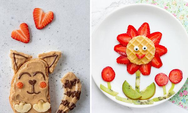 Οκτώ ευφάνταστα πιάτα με φράουλες για τα παιδιά (pics)