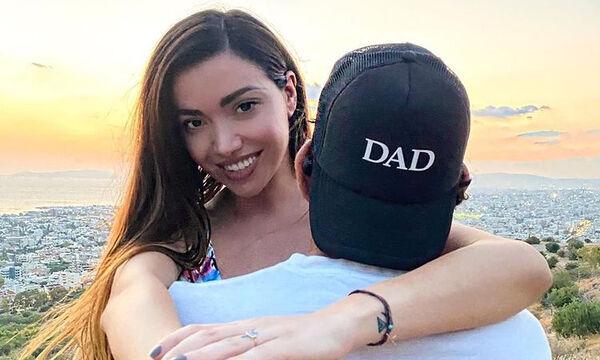 Όλγα Φαρμάκη: Ανέβασε την πιο γλυκιά φωτο με τον σύντροφο και την κόρη της