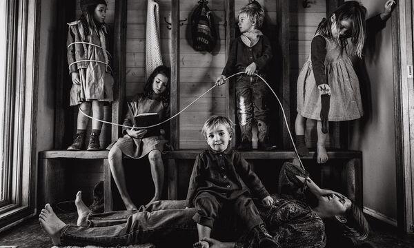 Οι φωτογραφίες αυτών των παιδιών θυμίζουν μια άλλη εποχή (pics)