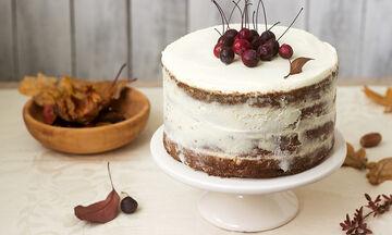 Νηστίσιμο κέικ μήλου: Ένα κέικ που θα λατρέψουν ακόμη και όσοι δεν νηστεύουν