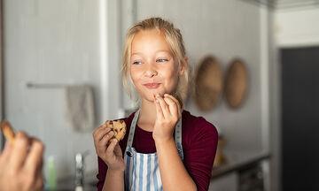 Νηστίσιμα chocolate chip cookies - Αφήστε τα παιδιά σας να τα φτιάξουν