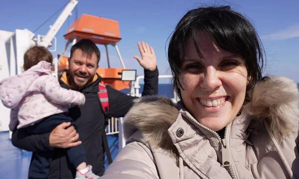 Μπλέτσας - Αστέρη: Πώς γιόρτασαν τα γενέθλια της κόρης τους  - Δείτε φώτο