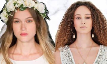 Παντρεύεσαι; 10 νυφικά μακιγιάζ για να διαλέξεις ποιο σου ταιριάζει (photos)