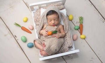 Πασχαλινά μωράκια - Ό,τι πιο γλυκό θα δείτε σήμερα