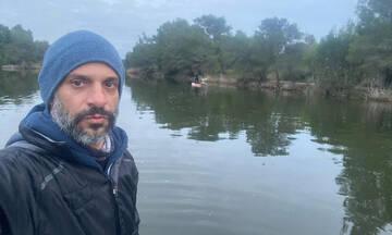Γιώργος Χρανιώτης: Αγκαλιά με τον γιο του καθώς αναρρώνουν από τον κορονοϊό