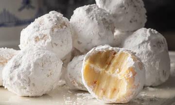Τρουφάκια λευκής σοκολάτας με μανταρίνι - Φτιάξτε τα κι εσείς