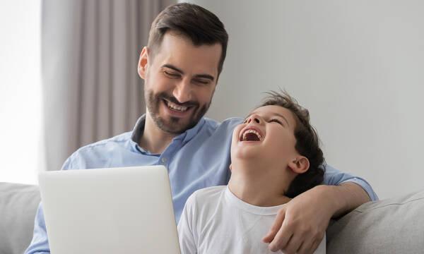 Η κοινή ανατροφή των παιδιών είναι προϋπόθεση για την υγιή ψυχοσωματική τους ανάπτυξη