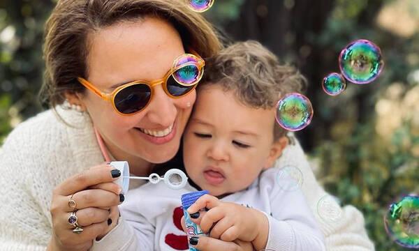 Κλέλια Πανταζή: Αυτή τη φωτογραφία του γιου της πρέπει να τη δείτε