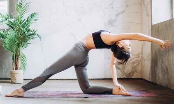 Διώξε το άγχος και το στρες μέσα σε 20 λεπτά με αυτές τις απλές ασκήσεις (video)