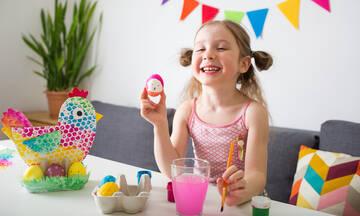Προτάσεις για το Σαββατοκύριακο - Τι να κάνετε με τα παιδιά στο σπίτι