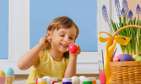 Η Μεγάλη Εβδομάδα στα μάτια των παιδιών - Τι να τους διδάξετε