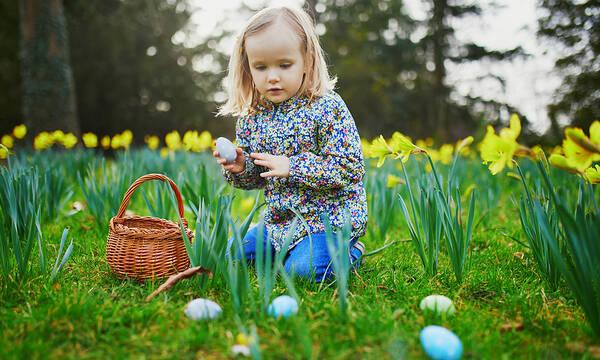 Easter hunt: Ετοιμάστε από σήμερα το κυνήγι για αύριο Κυριακή του Πάσχα