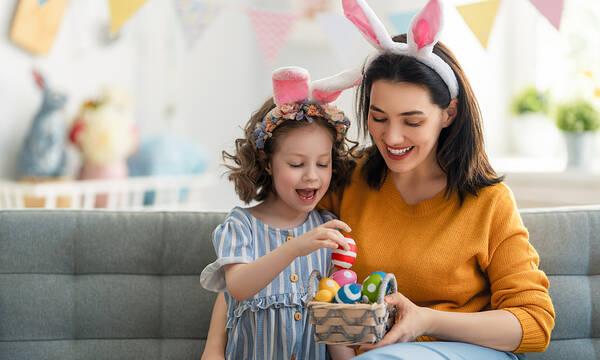 Τρία πράγματα που πρέπει να θυμάται μια μαμά το Πάσχα