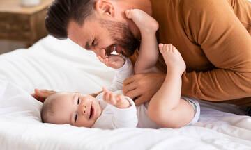Πατρότητα: Τέσσερις τρόποι με τους οποίους ωφελεί τους άντρες