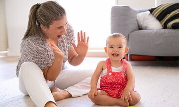 Σταμάτα να είσαι μια φωνακλού μαμά