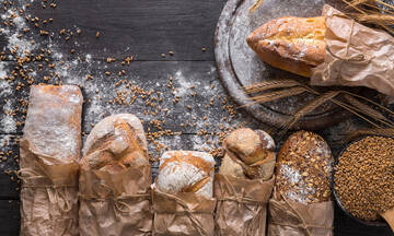 Τα έντεκα είδη ψωμιού που είναι υγιεινά και μπορείτε να τρώτε άφοβα