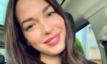 Ισμήνη Νταφοπούλου: Αυτή τη φωτογραφία της κόρης της πρέπει να τη δείτε