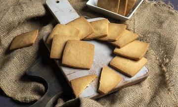 Η συνταγή του Άκη για τα πιο νόστιμα μπισκότα βουτύρου