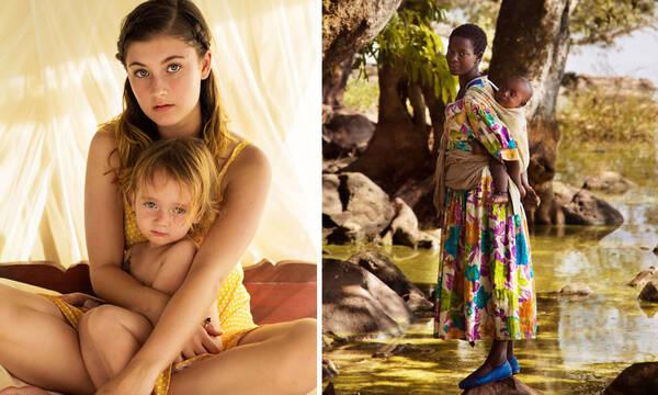 Η ομορφιά της μητρότητας: Φωτογραφίες μαμάδων από κάθε γωνιά της γης