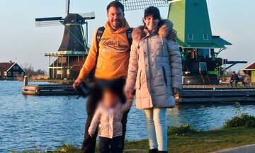Μπλέτσας-Αστέρη: Η κόρη τους είναι 2 ετών και έχει ταξιδέψει σε 29 χώρες
