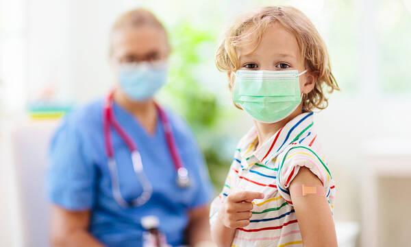 Η Pfizer ζητά άδεια να αρχίσει τον εμβολιασμό των παιδιών (2-11) τον Σεπτέμβρη