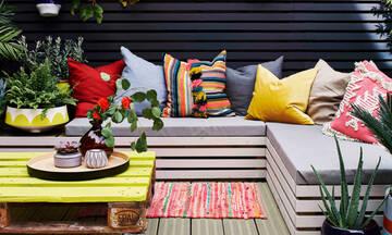 10 diy ιδέες για να μεταμορφώσεις παλιά αντικείμενα σε μαγευτικό decor για τον κήπο σου (photos)