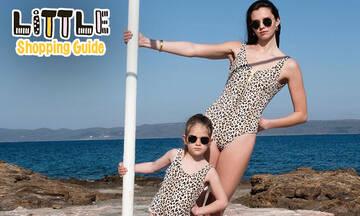 Little Shopping Guide: 10 κομψά παιδικά μαγιό για τη μικρή σας
