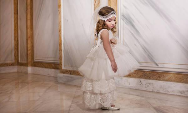Dolce Βambini: Yψηλή Ραπτική και στο παιδικό ρούχο