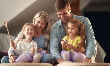 Οικογένεια σημαίνει δύναμη, αγάπη, πίστη, αφοσίωση