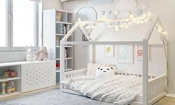 Κρεβάτια montessori για παιδιά και η φιλοσοφία της Maria Montessori (pics)