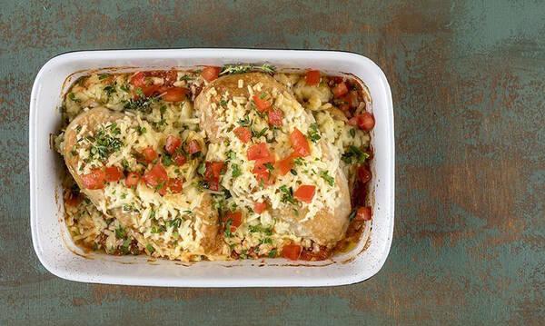 Ελαφρύ κοτόπουλο φούρνου - Πανεύκολο φαγητό για όλη την οικογένεια
