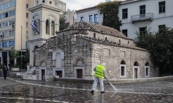 Κορονοϊός: «Καμπανάκι» από Ιωαννίδη - «Σωστά ανοίγουμε, αλλά το επιδημικό κύμα είναι εδώ»