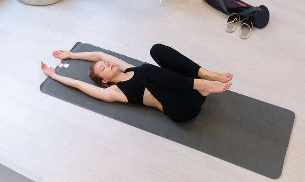 Γυμναστική για μαμάδες: 7λεπτο πρόγραμμα για όλο το σώμα (vid)