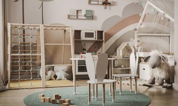 Παιδικό δωμάτιο: Ανοιξιάτικες ιδέες και χρώματα για να το διακοσμήσετε